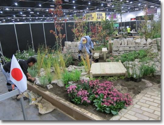 Worldskills2011-Landscapegardening