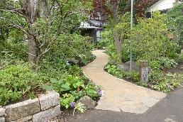 バリアフリー庭園1